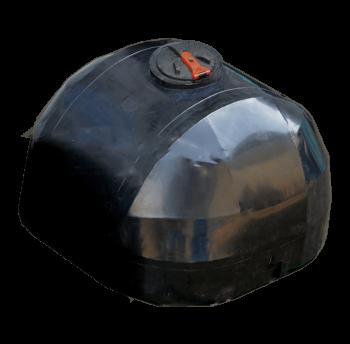 Емкость для перевозки 5000 л с крышкой клапаном