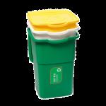 Набор мусорных баков ECO 3