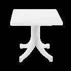 Стіл квадратний Papatya Фаворит 80x80 білий