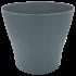 Горщик для квітів Gardenya 8,3 л антрацит
