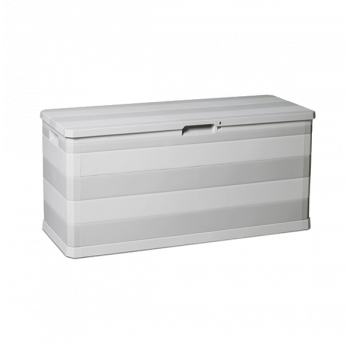 Скриня пластикова Multibox Elegance Line 280 л тепла сіра Toomax