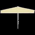 Зонт профессиональный The Umbrella House квадратный 300 x 300 см AVACADO коричневая рама полиэстер бежевый без базы