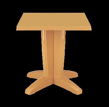 Стол квадратный Papatya Браво 70x70 тик