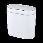 Сенсорное мусорное ведро JAH 8 л прямоугольное белое