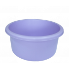 Таз круглий харчовий 4 літри фіолетовий