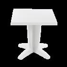 Стіл квадратний Papatya Браво 70x70 білий