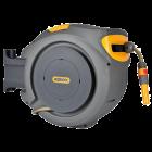 Катушка автоматическая со шлангом d12,5 мм 30 и 2 м + 4 коннектора AutoReel HoZelock 2403