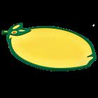 Доска разделочная Irak Plastik Лимон