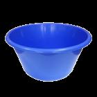 Таз круглый пищевой 20 л синий