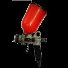 Краскопульт пневматический КВД - 1
