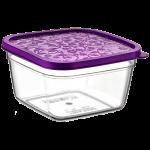 Контейнер пищевой 0,47 л фиолетовый