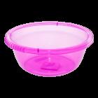 Таз круглий 2,6 л фіолетовий