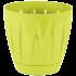 Горщик для квітів Daisy 0,7 л фісташково-зелений