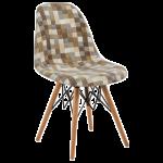 Стул Tilia Eos-V сиденье с тканью, ножки буковые COLOURBOX 7801
