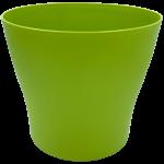 Горшок для цветов Gardenya 8,3 л зеленый