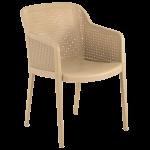 Кресло Tilia Octa цвет кофе