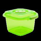 Бокс пищевой 0,5 л мини зеленый