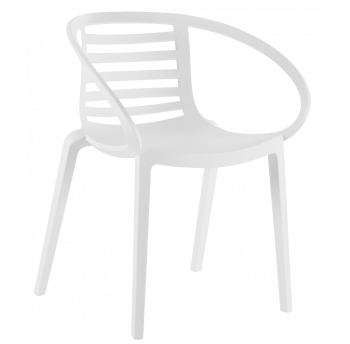Кресло Papatya Mambo белое