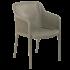Кресло Tilia Octa серый цемент