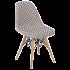Стул Tilia Eos-V сиденье с тканью, ножки буковые ARTCLASS 802