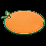 Доска разделочная Irak Plastik Апельсин