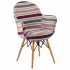 Кресло Tilia Gora-V ножки буковые, сиденье с тканью ARTCLASS 903