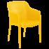 Кресло Tilia Octa желтое