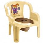 Горшок-кресло детский 48 грн