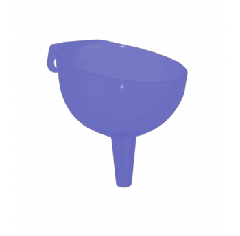 Воронка малая фиолетово-прозрачная
