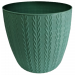 Горщик для квітів Basak 1,5 л зелений