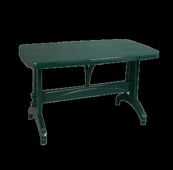 Стіл Irak Plastik Oval 70x120 зелений