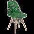 Стул Tilia Eos-V сиденье с тканью, ножки буковые VOKATO