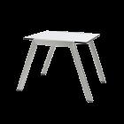 Столик для шезлонга Papatya Zen 1050 M білий