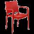 Кресло Tilia Specto XL красный