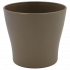 Горщик для квітів Gardenya 4,3 л сіро-коричневий