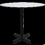 База стола Kross 63x63x73 см черная Papatya