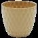 Горшок для цветов Pinecone 0,75 л бежевый