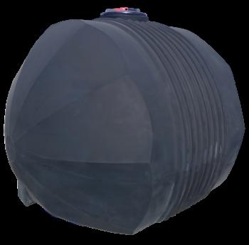 Емкость 5000 л для перевозки тех. воды с крышкой клапаном