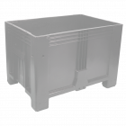 Контейнер Kayalarplastik KSK 1280-80 510 л без колес серый