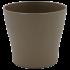 Горщик для квітів Gardenya 1,7 л сіро-коричневий