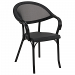 Крісло Tilia Flash-N чорне