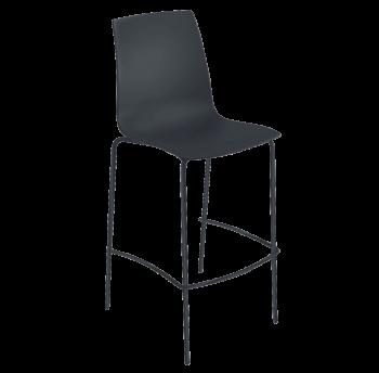 Барный стул Papatya X-Treme BSL матовый антрацит