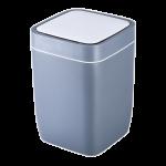 Сенсорное мусорное ведро JAH 8 л квадратное серое