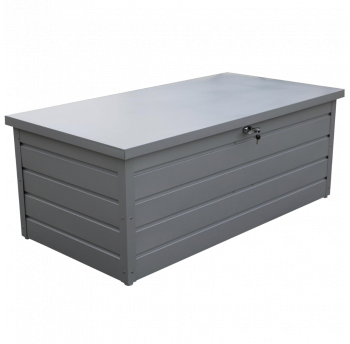 Ящик металлический внешний серебро Palladium