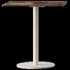База стола Lotus Round d45x73 см белая Papatya