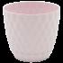 Горщик для квітів Pinecone 0,75 л світло-рожевий