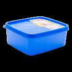 Бокс для морозильной камеры 0,65 л узкий Alaska синий