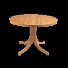 Стол круглый Papatya Дива плюс 105 тик под дерево