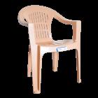 Кресло Irak Plastik Bahar EKO тик