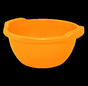 Таз круглый 3л оранжевый